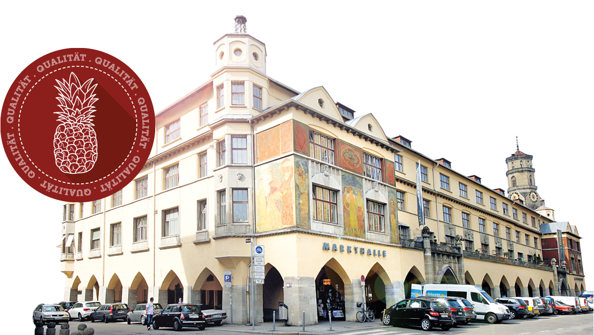 Stuttgarter Markthalle: Home